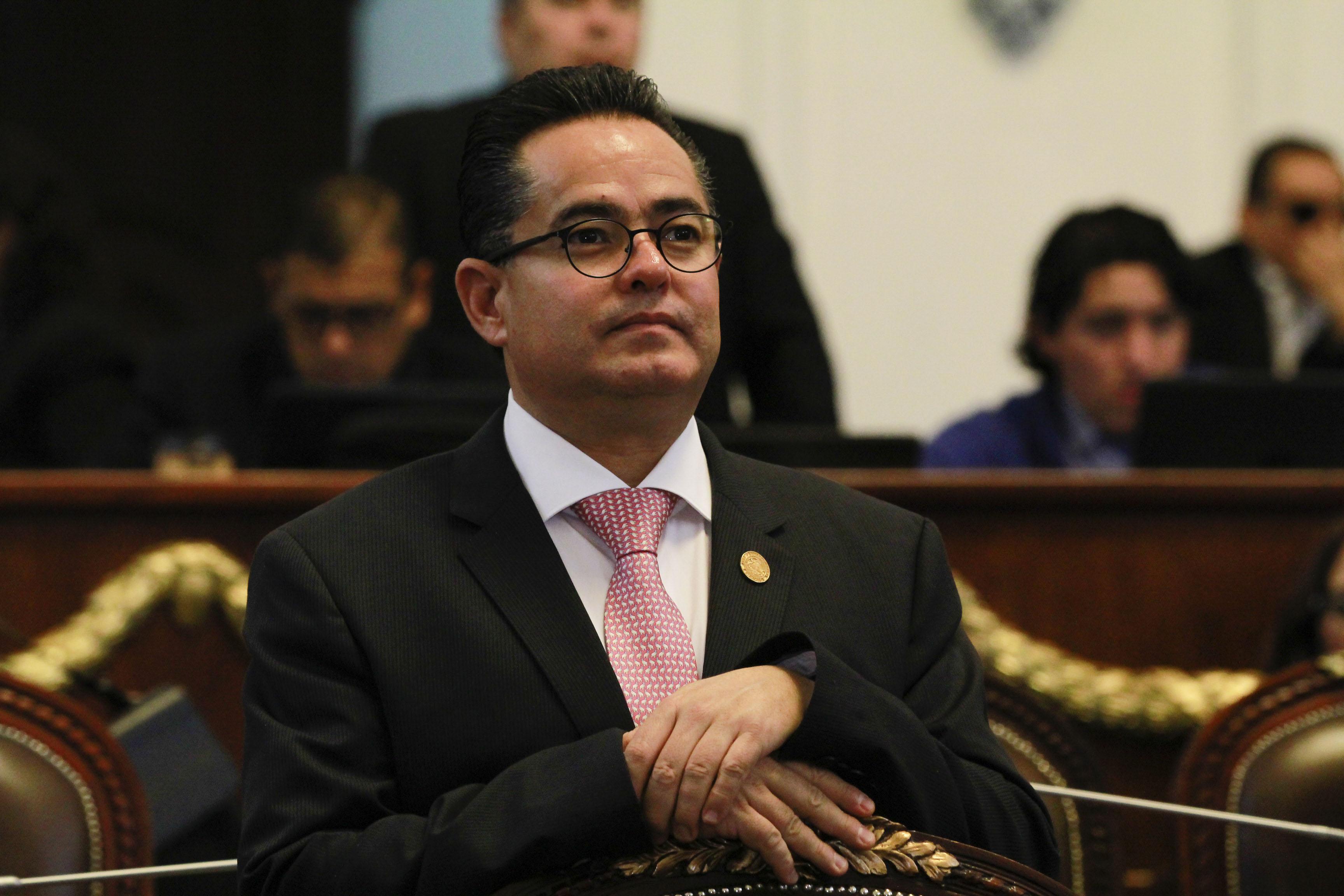 Nuevamente Cravioto miente y demuestra su ignorancia de la Ley de Reconstrucción: Dip. Leonel Luna