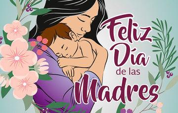 Mamás sanas, recién nacidos felices
