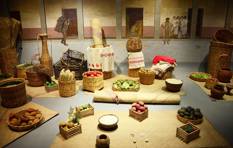 Museo Nacional de Antropología ofrecerá curso sabatino sobre la gastronomía prehispánica