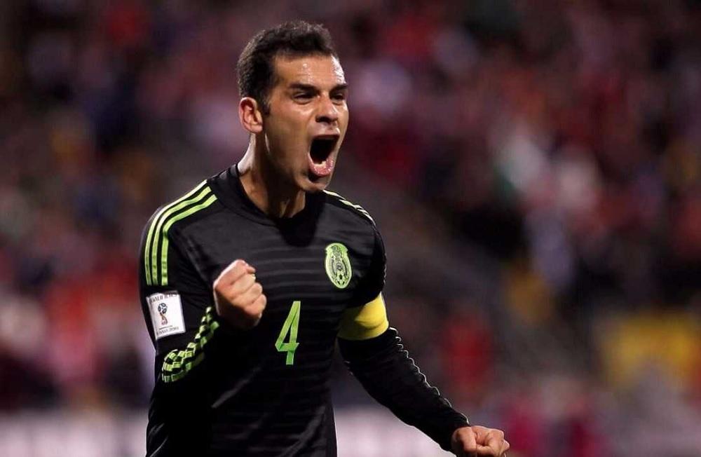 Será el quinto Mundial para Rafa Márquez