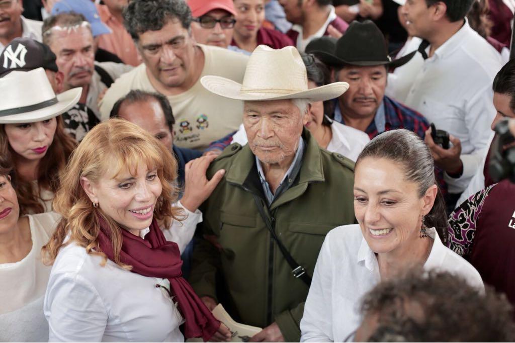 APOYOS AL CAMPO PARA CONTRIBUIR A LA VIABILIDAD DE LA CIUDAD DE MÉXICO