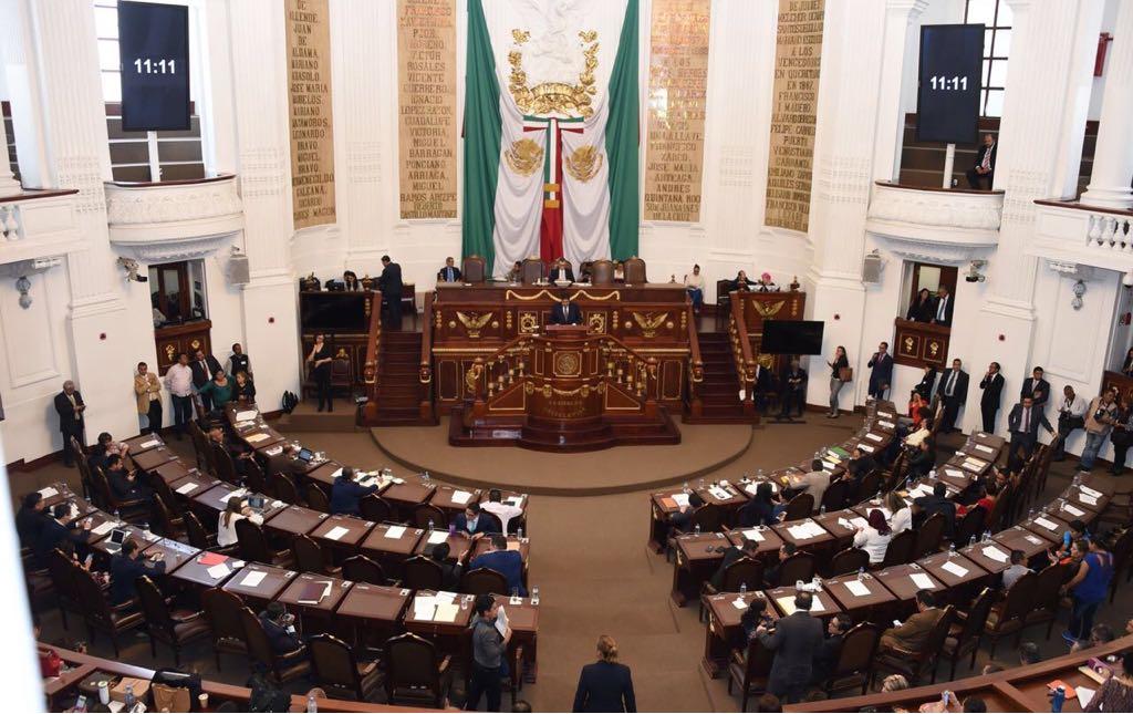 Presentará ALDF diversos casos de inmuebles afectados a la Comisión de Reconstrucción de la CDMX
