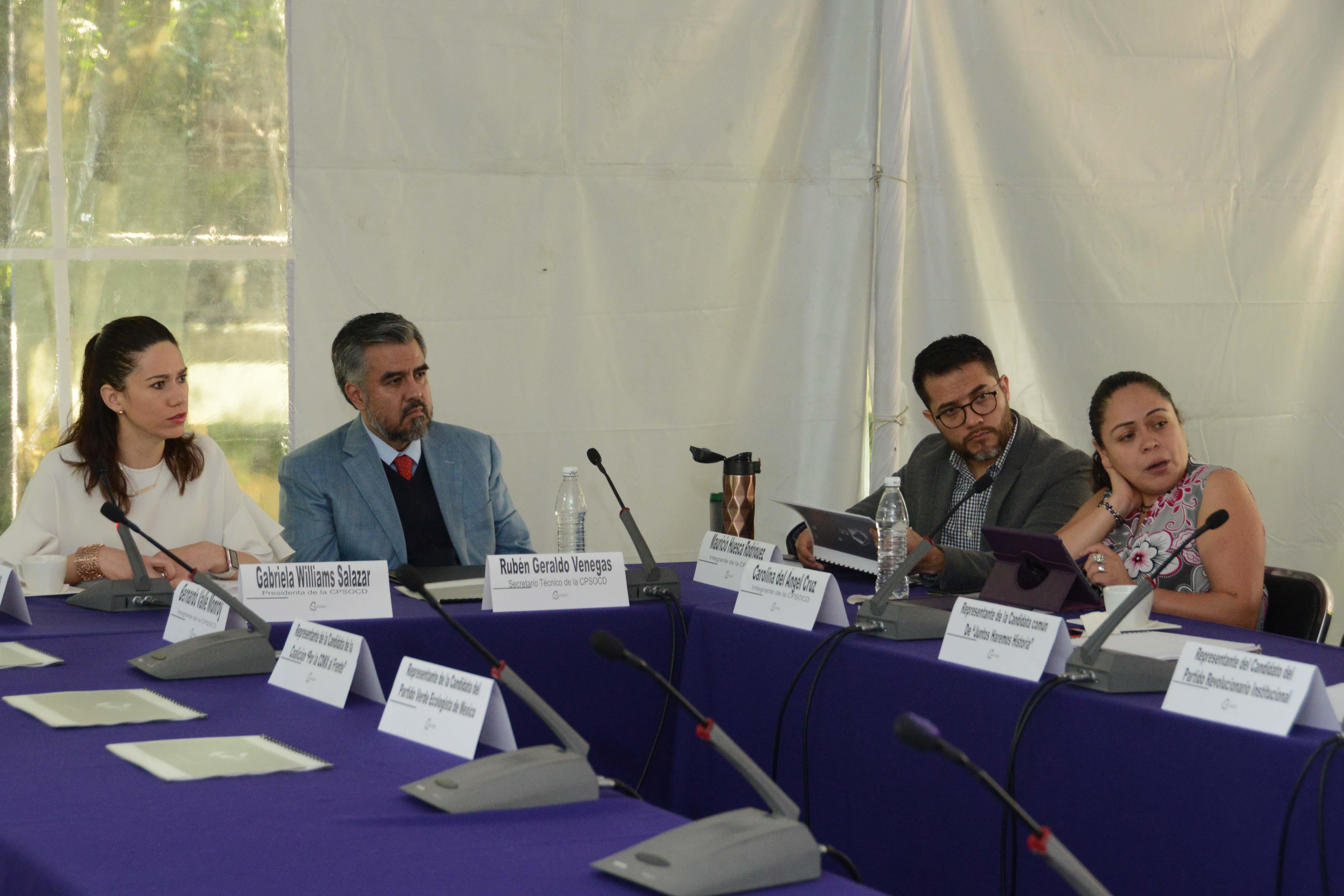 Alcanza 1.7 millones de impresiones encuesta de IECM para segundo debate por la Jefatura de Gobierno