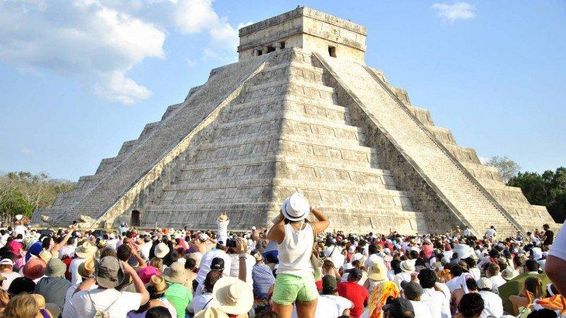 Visitaron México más de 10 millones y medio de turistas internacionales primer trimestre de 2018