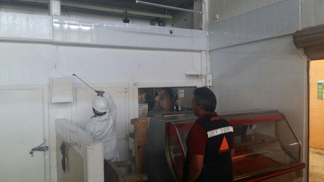 CONTINÚAN LAS ACCIONES PARA MITIGAR RIESGOS EN EL MERCADO HIDALGO