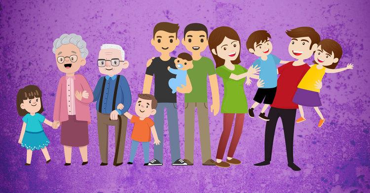 Familias incluyentes para la paz, justicia e instituciones fuertes