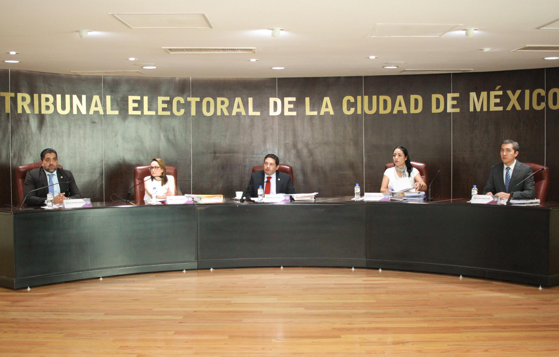 Declara TECDMX que Víctor Hugo Lobo, Julio César Moreno y el PRD no son responsables de contravenir la normativa electoral
