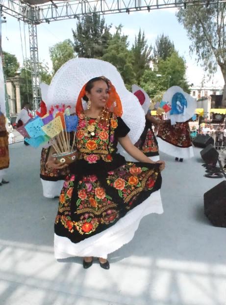 Festival de la Guelaguetza en Iztapalapa