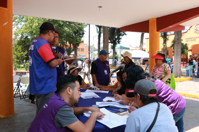 INFORMAN A LA CIUDADANIA EN TEMAS DE CONFORMACIÓN DE PROYECTOS DE PRESUPUESTO PARTICIPATIVO 2019