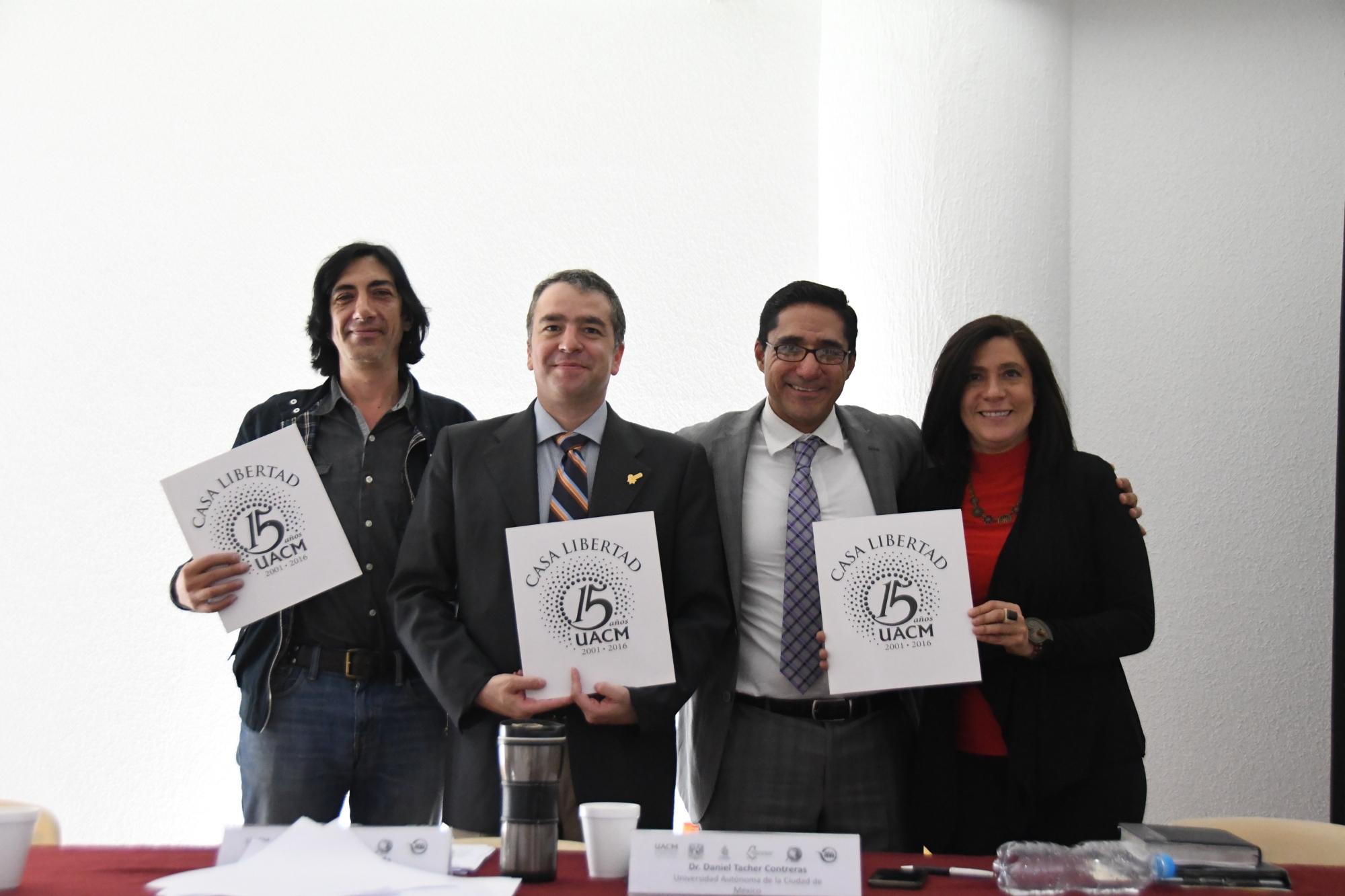 Incrementar el voto de mexicanos en el extranjero, reto de instituciones electorales: Yuri Gabriel Beltrán Miranda