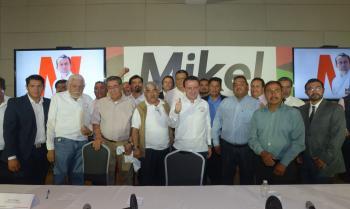 CERTEZA Y MEJORES OPORTUNIDADES LABORALES A TAXISTAS Y TRANSPORTISTAS DE CARGA: MIKEL ARRIOLA