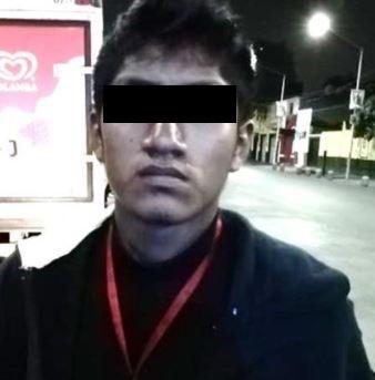 POLICÍAS DETUVIERON A TRES HOMBRES ACUSADOS DE ROBO DE CABLE DEL TRANSPORTE PÚBLICO