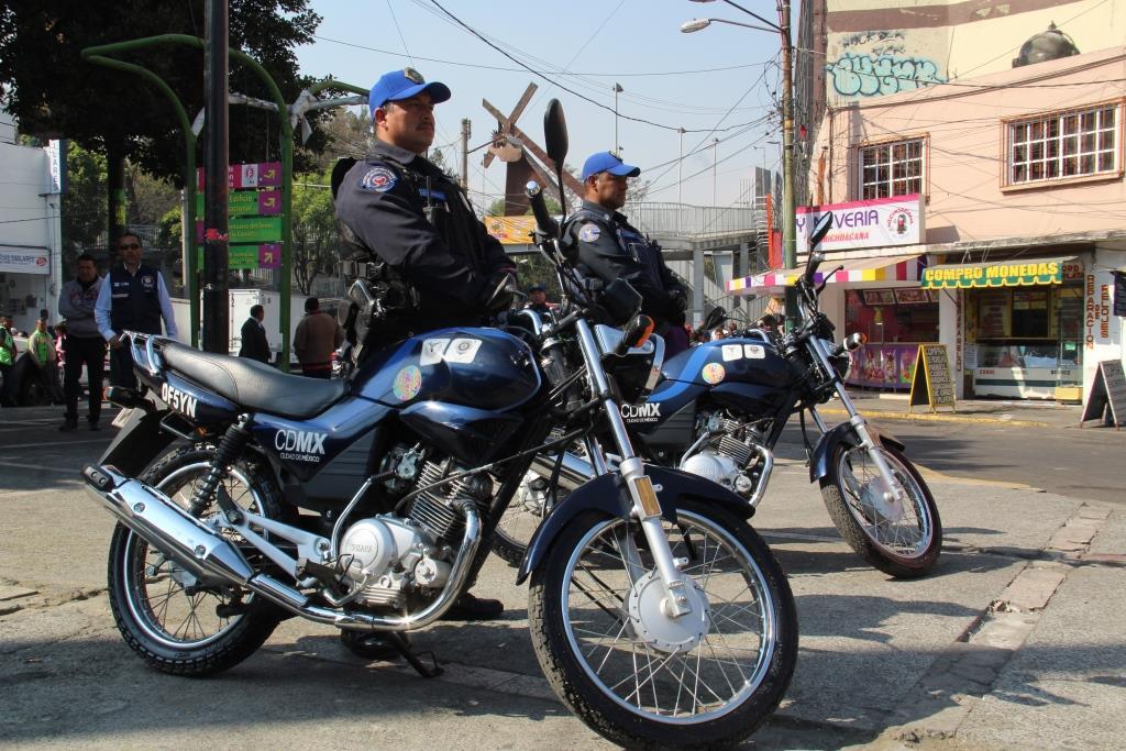 DEMANDA JEFA DELEGACIONAL MAYOR PRESENCIA DE LA POLICÍA EN CALLES DE IZTAPALAPA