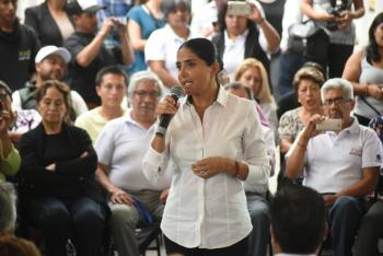 OFRECE BARRALES APOYO A COMERCIANTES DE MERCADOS PÚBLICOS
