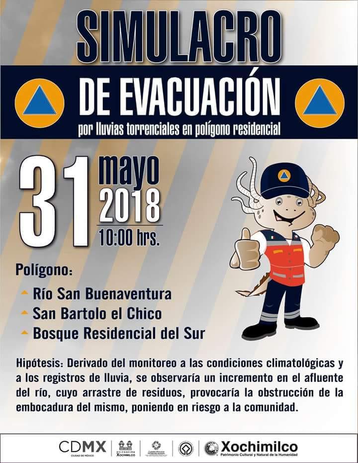 ACCIONES PREVENTIVAS DE PROTECCIÓN CIVIL Y SEGURIDAD PÚBLICA