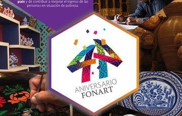 Fonart cumple 44 años impulsando el trabajo de manos mexicanas