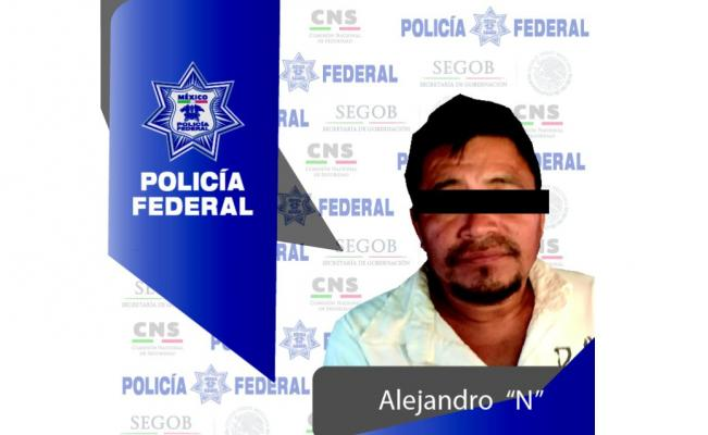 """PF detiene a Alejandro """"N"""", ex policía ligado al caso Ayotzinapa"""