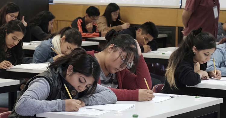 Sin contratiempos y con normalidad, el IPN realizó el examen de admisión