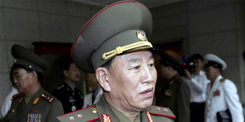 Viaja alto mando de Corea del Norte a EU