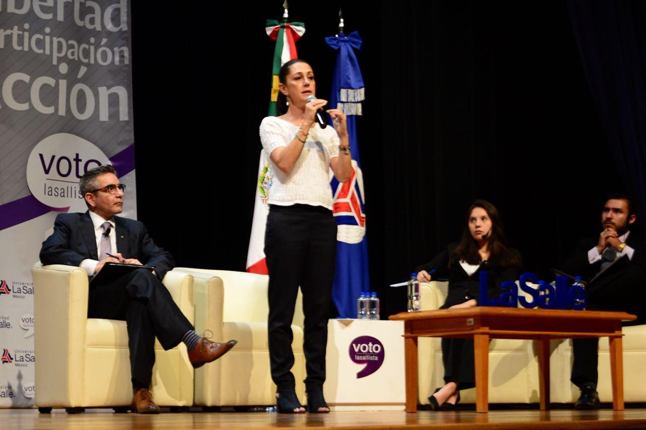 LA CIUDAD DE MÉXICO PUEDE SER EJEMPLO DE CÓMO ATENDER LOS PROBLEMAS ESTRUCTURALES