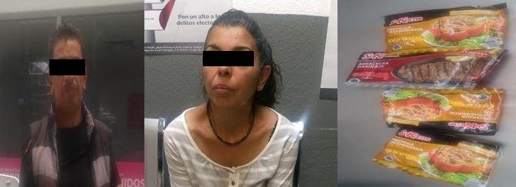 POLICÍAS DETUVIERON A CUATRO IMPLICADOS EN ROBO A NEGOCIO