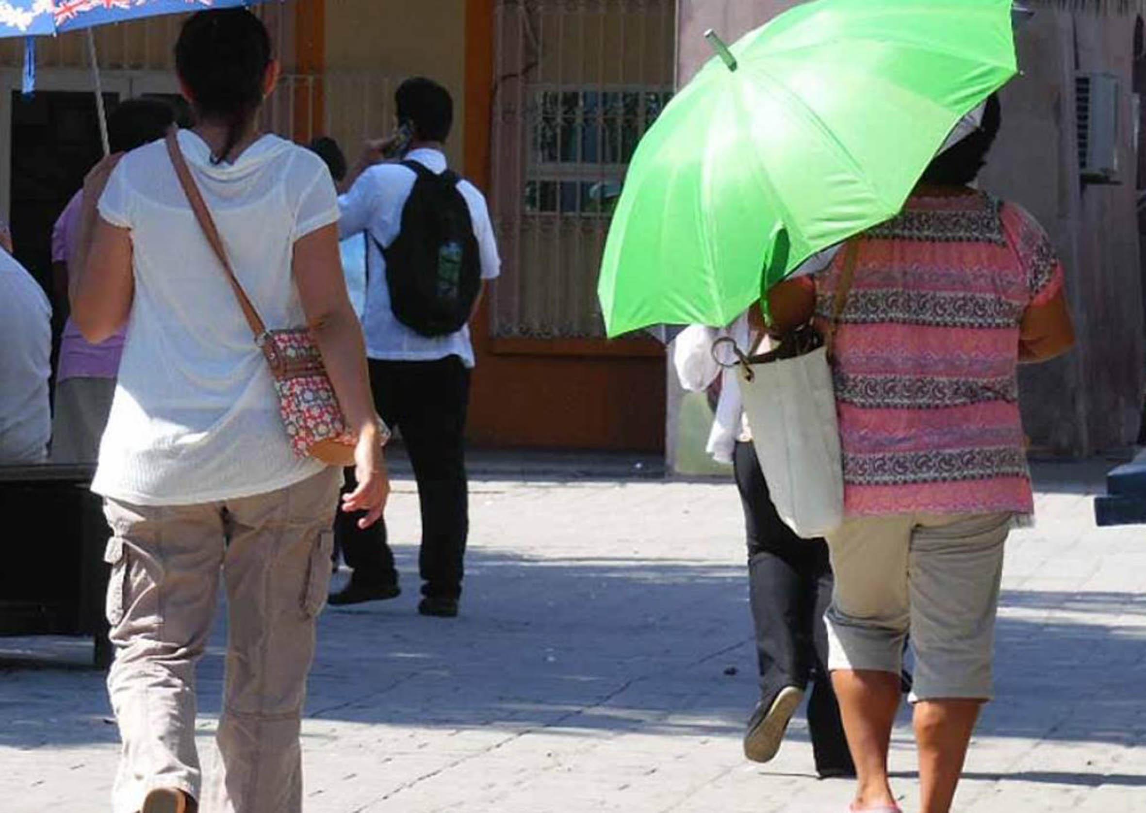 LAS ALTAS TEMPERATURAS EN MÉXICO NO SON INUSUALES, PERO SÍ LA FRECUENCIA DE LAS OLAS DE CALOR