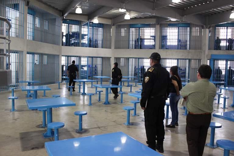 Un total de 222 extranjeros están presos en el Sistema Penitenciario de la CDMX