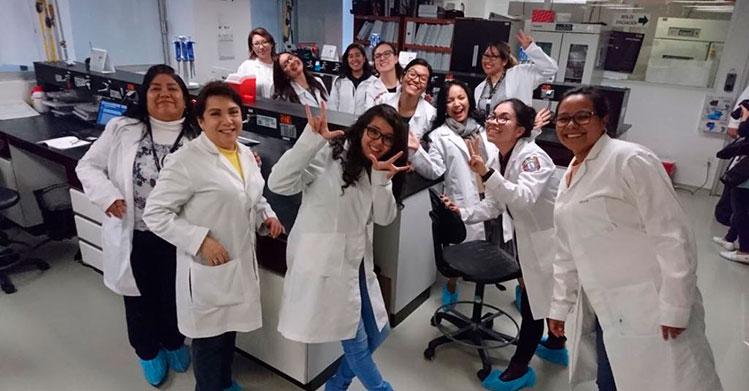 Participa laboratorio del IPN en Bio International Convention 2018