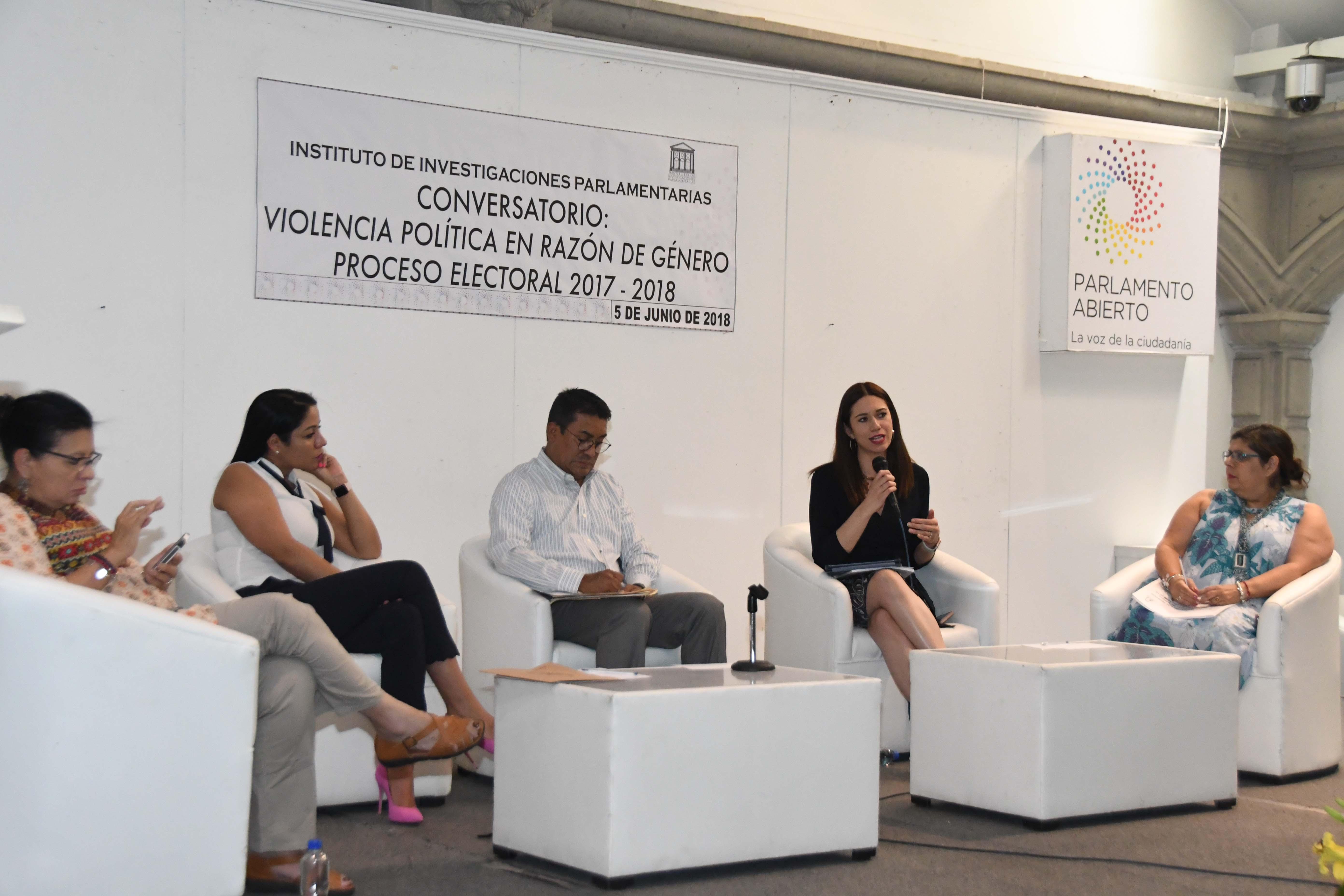 Exhorta Consejera Gabriela Williams Salazar a candidatas a tejer redes para denunciar violencia política contra mujeres