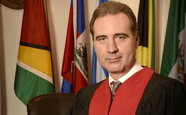 Reeligen a mexicano como presidente de la Corte IDH