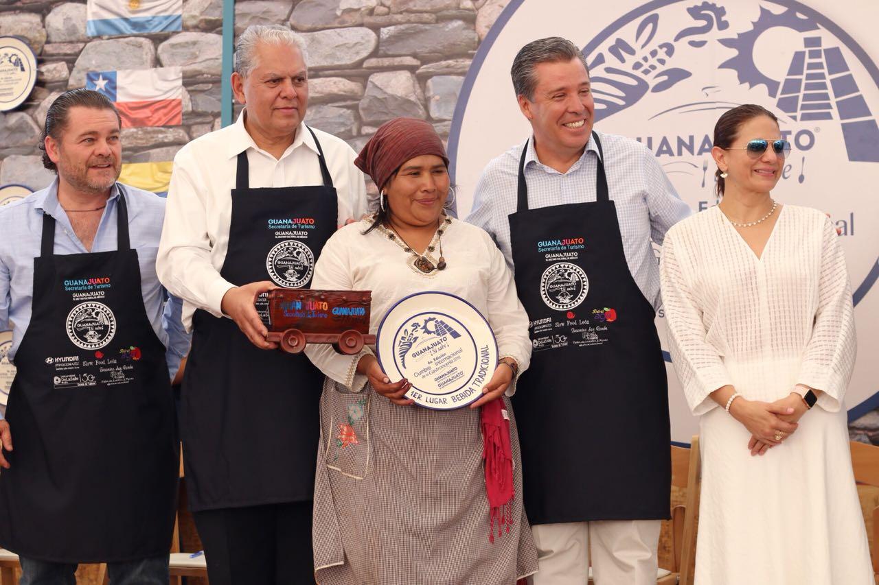 Gastronomía y turismo, binomio para el desarrollo económico, social y cultural de México: Sectur