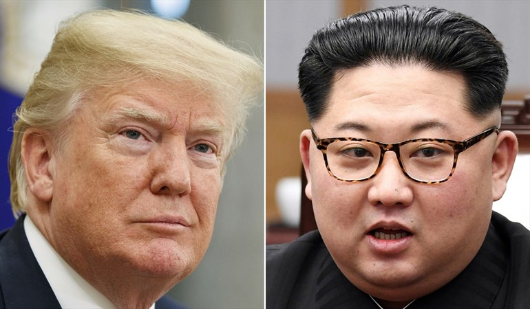 Trump: Lista la cumbre con Kim Jong
