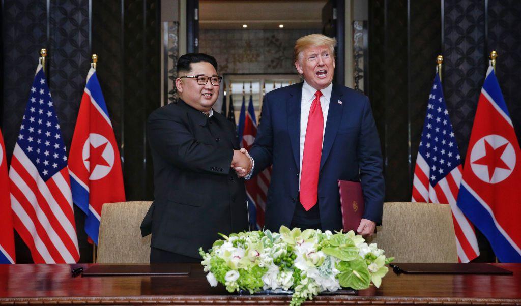 Firman EU y Corea del Norte, garantías de seguridad