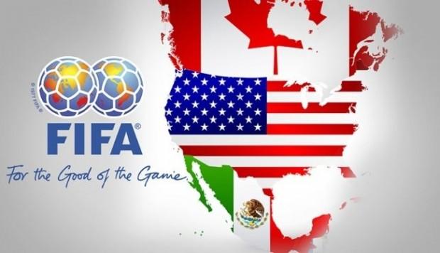 México, Cánada y EU, sedes del Mundial 2026