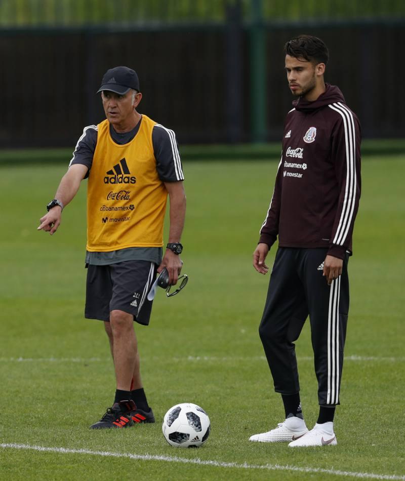 Se pierde Diego Reyes el Mundial Rusia 2018