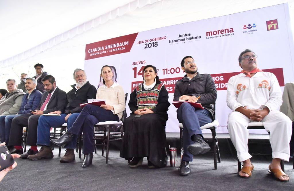 EN LA CDMX SE VAN A RECONOCER LOS PUEBLOS Y BARRIOS ORIGINARIOS: SHEINBAUM