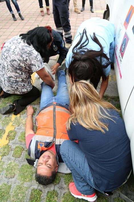 COORDINA PROTECCIÓN CIVIL, SIMULACRO EN HOSPITAL GENERAL DE TLÁHUAC