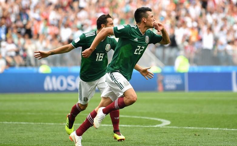 Histórico triunfo de México sobre Alemania en el Mundial de Rusia 2018