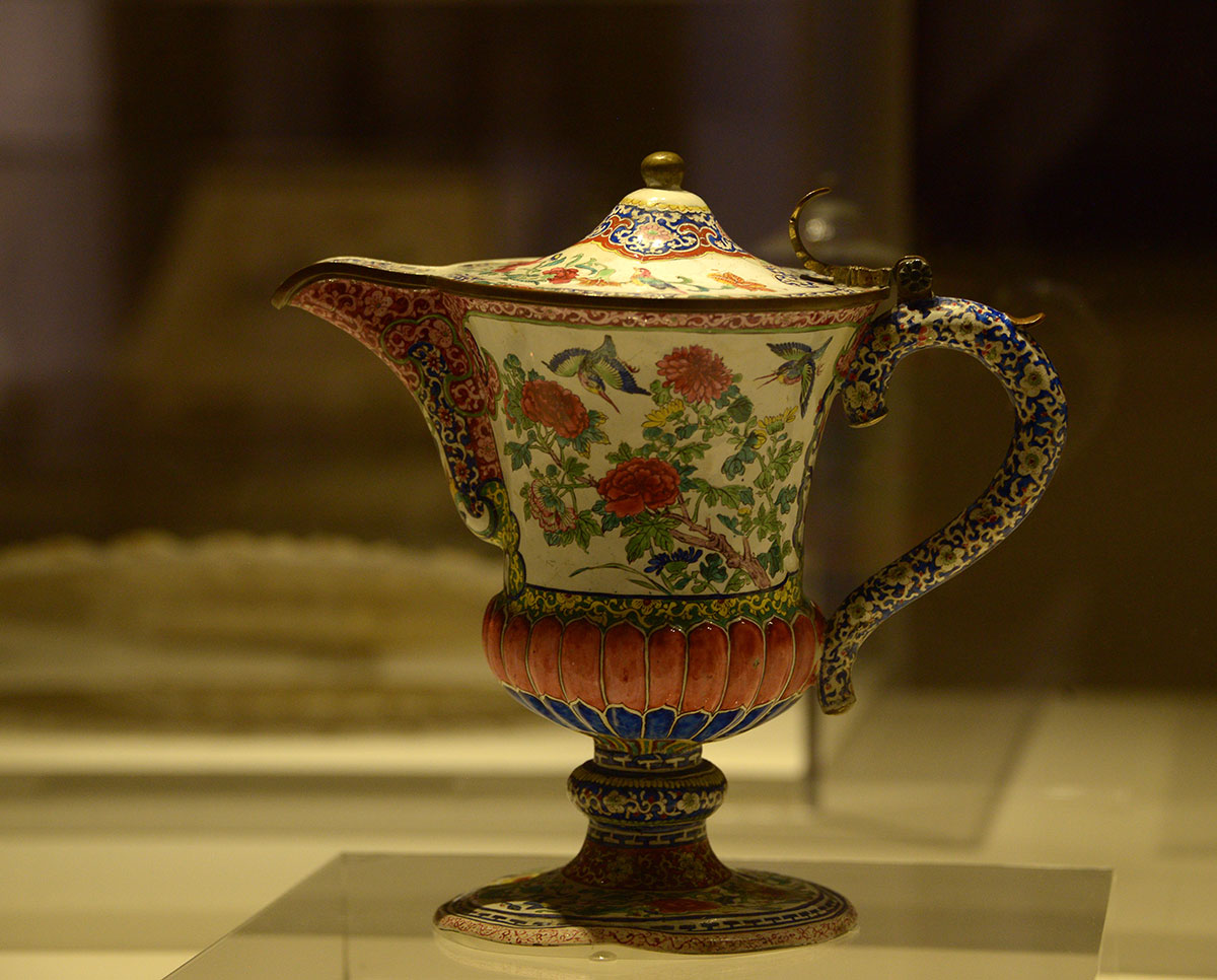 El Museo Nacional de Historia exhibe parte de la Colección Ramón Alcázar