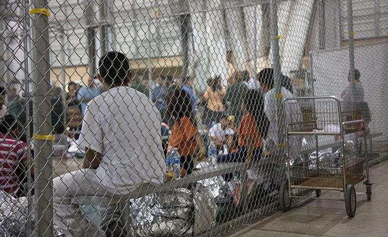 Unicef critica a EU por separar a los niños de sus padres inmigrantes