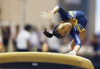Llegan más de 200 gimnastas a Querétaro, para el cierre de ON y NJ 2018