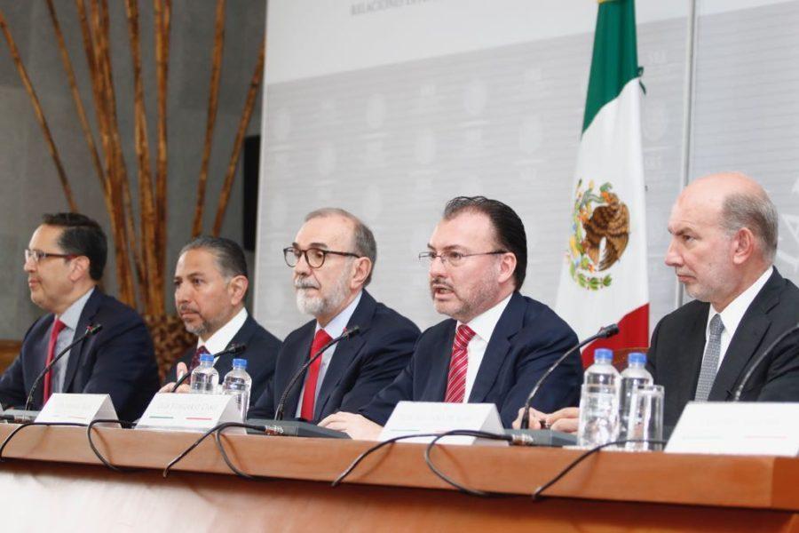 Condena México política migratoria de EU