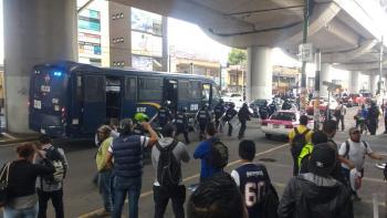 Deja balacera en Tláhuac cuatro muertos y 25 detenidos