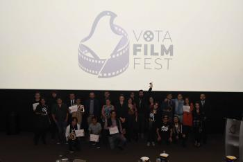 Premia IECM mejores cortos del Vota Film Fest