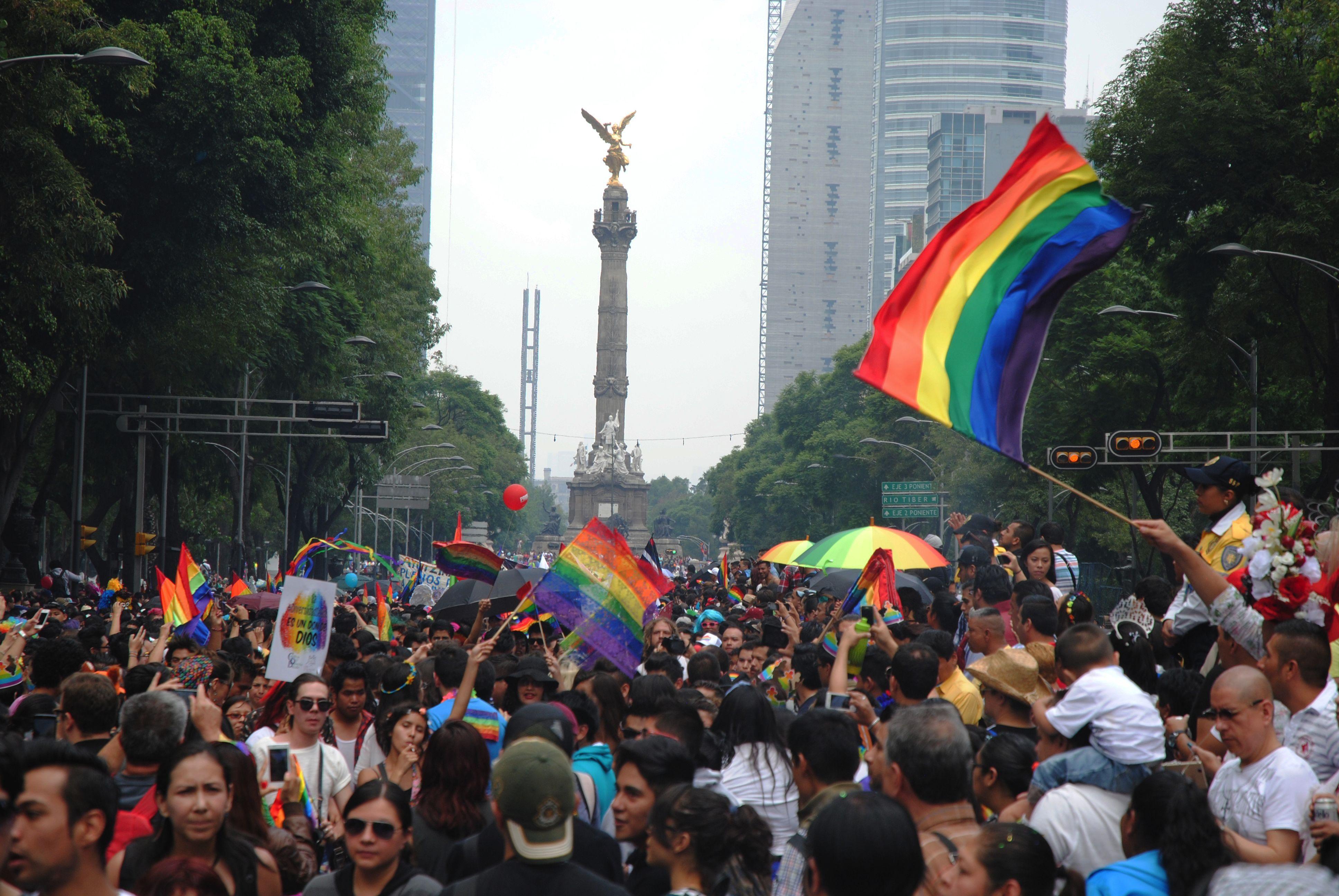 Cumple 40 años la Marcha del Orgullo Gay en la CDMX