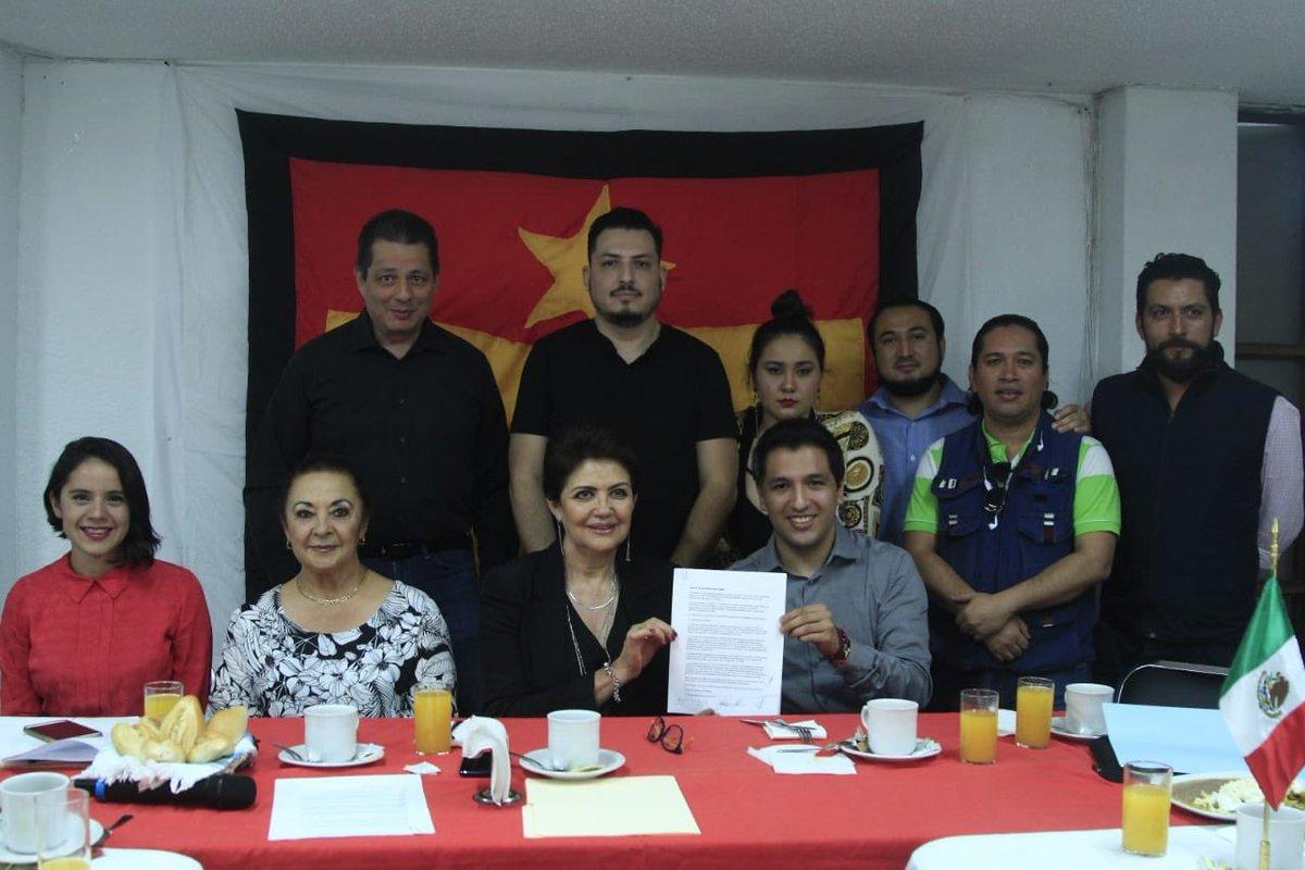 PT asume agenda de periodistas en la CDMX