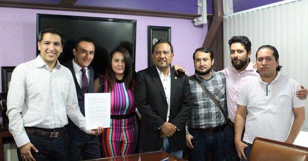 Asume PES agenda de periodistas de la CDMX