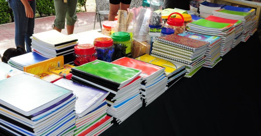 Publica SEP lista de útiles para el ciclo escolar 2018-2019