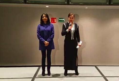 No declino, voten por Nueva Alianza, menos por mi, voten por Alejandra Barrales: Puri