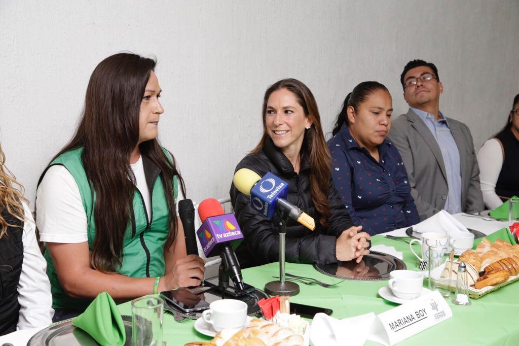 PRESENTA MARIANA BOY PROPUESTAS A FAVOR DE LA COMUNIDAD LGBTTTI
